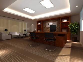 办公室装修设计路线的整体规划要留意